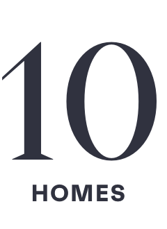 10 Homes